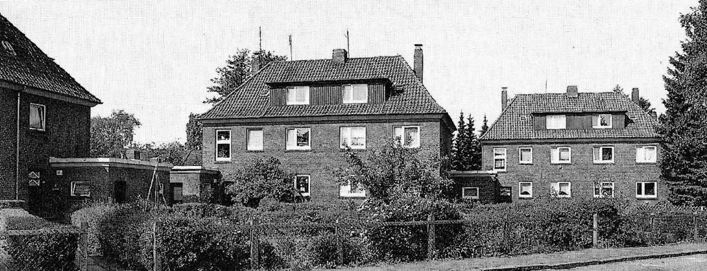 Siedlung der GSG Oldenburg, 1923-35